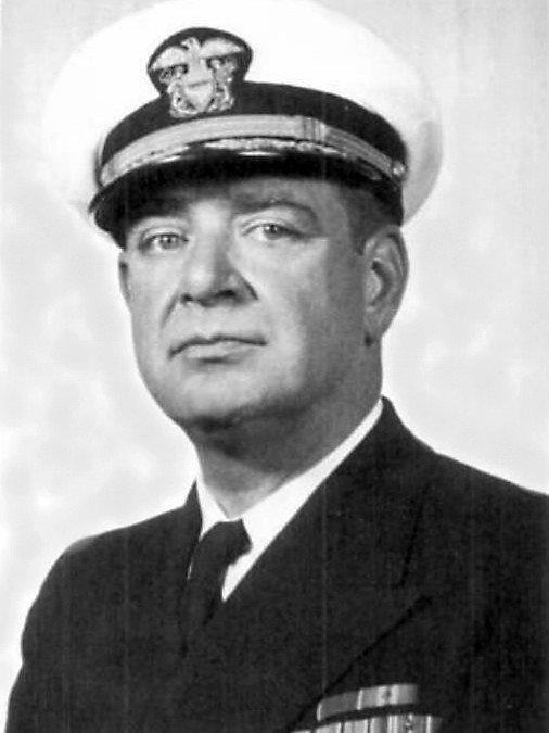 Captain James Lemuel Holloway, Jr. Assumes Command