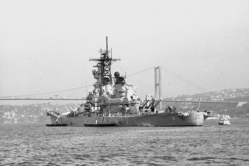 Port Visit in Istanbul