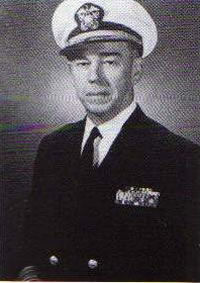 Captain F. Julian Becton USN Becomes Commanding Officer