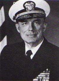 Captain Joshua W. Cooper, USN Becomes Commanding Officer