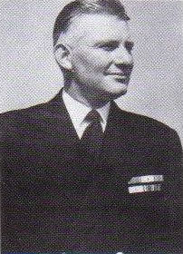 Captain Bennett M. Dodson, USN Becomes Commanding Officer