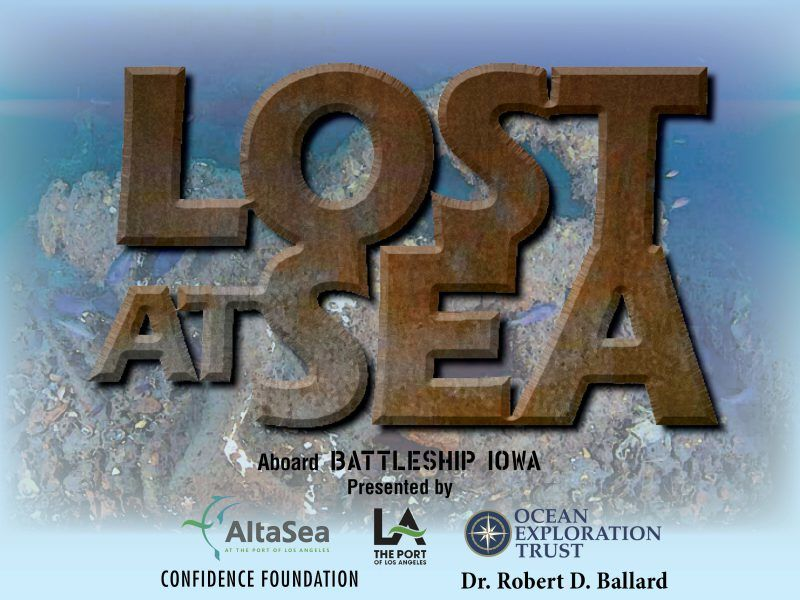 Lost at Sea with Dr. Bob Ballard
